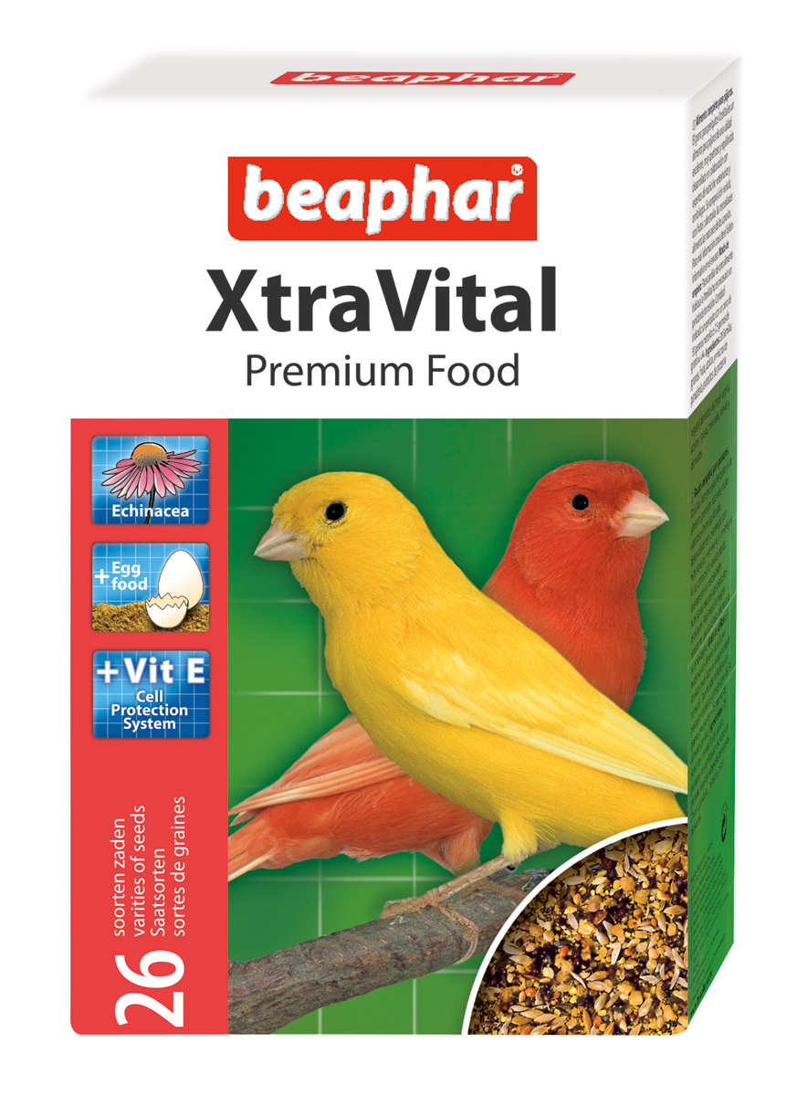 Beaphar XtraVital Canary Bird Food