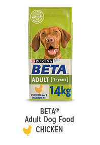 Shop for BETA Adult Dog Food Chicken