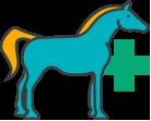 Gesundheitsprodukte und Nahrungsergänzungsmittel für Pferde