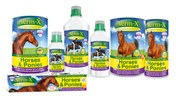 Verm-X Equine Herbal Supplement for Horse