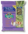 Alfalfa King Oat, Wheat & Barley Hay for Small Animals