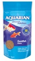 Aquarian Goldfish Pellet Foil Pouch Aquarium Food