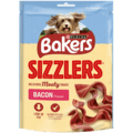 Bakers Bacon Sizzlers Dog Treats