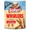 Bakers Beef & Cheese Whirlers Dog Treats