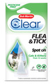 Bob Martin Clear Flea & Tick Spot On for Cats