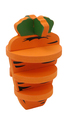 Boredom Breaker Woodies 3D Carrot for Small Animals