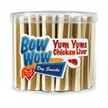Bow Wow Yum Yums Chicken Liver Dog Treats