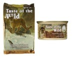 Taste Of The Wild Canyon River Trout & Smoked Salmon Cat Food