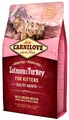 Carnilove Salmon & Turkey Kitten Food