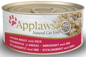 Applaws Natural Chicken Breast with Duck Cat Food
