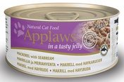 Applaws Natural Mackerel with Seabream Cat Food