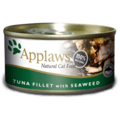 Applaws Natural Tuna Fillet with Seaweed Cat Food