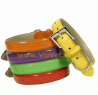 Doggy Things Coloured Dog Collar