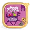 Edgard Cooper Delicious Game & Duck Adult Dog Wet Food Trays