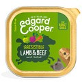Edgard Cooper Irresistible Lamb & Beef Adult Dog Wet Food Trays