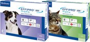 Effipro Duo Flea & Tick Spot on Solution for Cats & Dogs