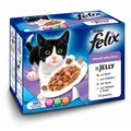 Felix Mixed Jelly Cat Food