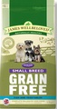 James Wellbeloved Fish Grain Free Small Breed Senior Dog Food