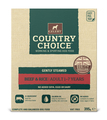 Gelert Country Choice Gently Steamed Working Dog Food