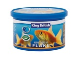 King British Goldfish Flake Food