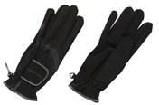 Harry Hall Domy Suede Riding Gloves