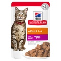Hill's Science Plan Adult Wet Beef Cat Food