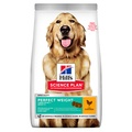Hills Science Plan Perfect Weight Large Breed Chicken Dog Food