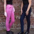 HyPERFORMANCE Raised Polka Dot Jodhpurs