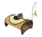 Jolly Moggy Bamboo Cat Pod