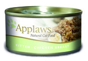 Applaws Natural Chicken Breast Kitten Food