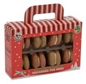 Laughing Dog Christmas Macaroons for Dogs