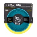 LickiMat Wobble Boredom Buster for Dogs Turquoise
