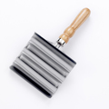 Lincoln Metal Curry Combs