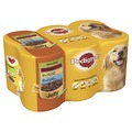 Pedigree Adult Meaty Meals in Jelly Dog Food