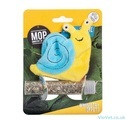 Ministry Of Pets Sam The Snail Catnip Toy with Catnip Tube