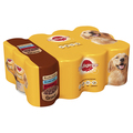 Pedigree Adult Mixed Pack in Gravy Dog Food