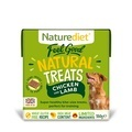 Naturediet Feel Good Natural Chicken with Lamb Treats