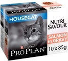 PRO PLAN Nutrisavour Housecat Adult Wet Cat Food Salmon