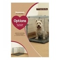 Options Two Door Dog Cage