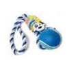 Pet Brands Tennis Ball Tug Dog Toy