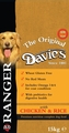 Davies Ranger Chicken & Rice Dog Food