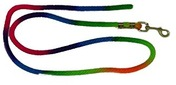 Roma Rainbow Lead Rope