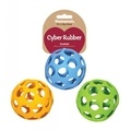 Cyber-Dog Rubber Lattice Ball Dog Toy