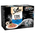 Sheba Fine Flakes in Gravy Cat Food