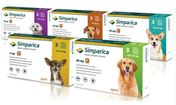 Simparica Flea & Tick Tablets