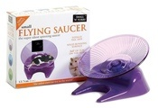 Small 'N' Furry Flying Saucer for Small Animals