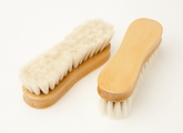 Vale Brothers Equerry Wooden Face Brush