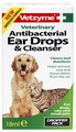 Vetzyme Antibacterial Ear Drops & Cleanser