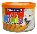 Vitakraft Dog Minis Sausages Dog Treats
