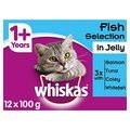 Whiskas 2-12mths Kitten Pouches Pure Delight